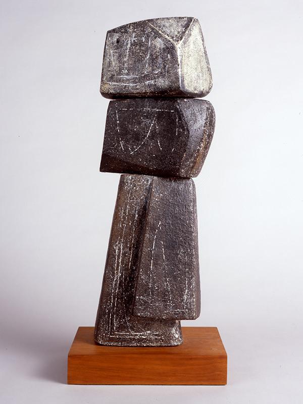 Nevelson, Mountain Figure